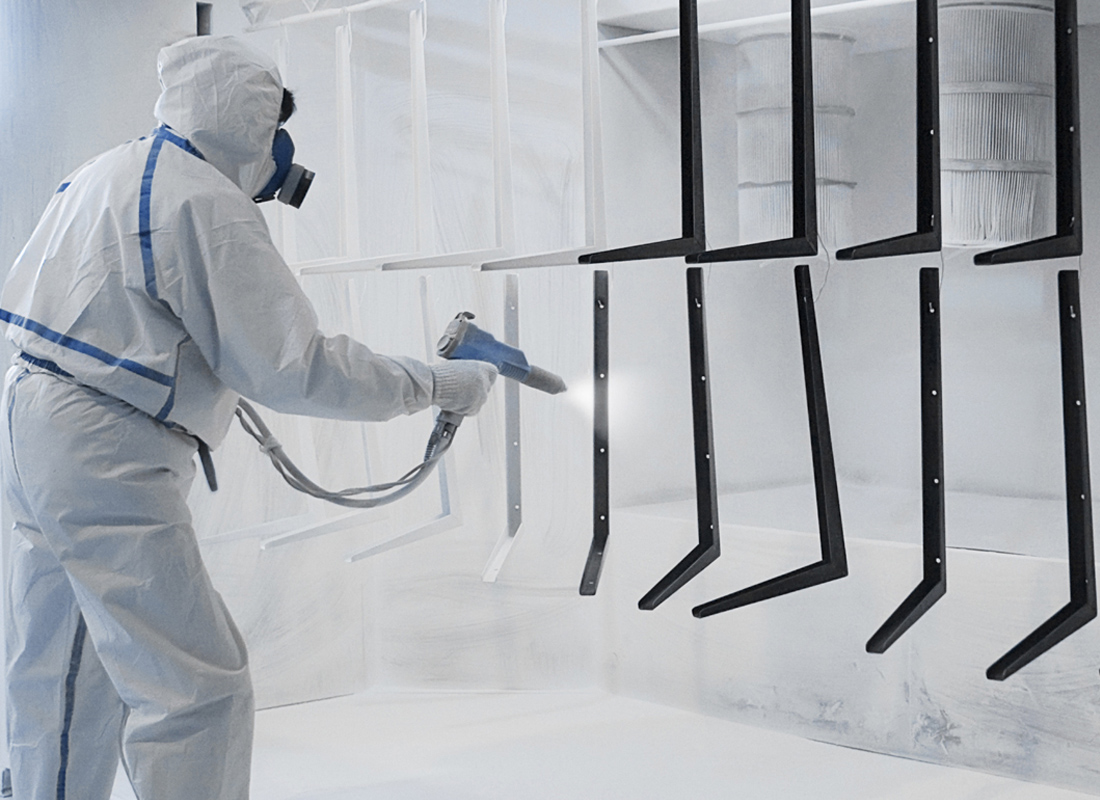 The Advantages of Powder Coating